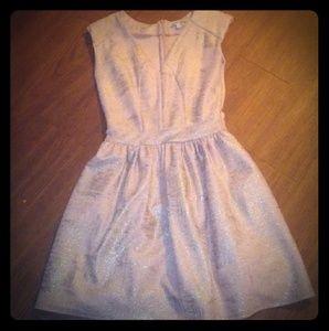 Formal short sleeve dress